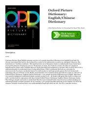 PDF] FREE Korean Picture Dictionary: Learn 1,200 Key Korean