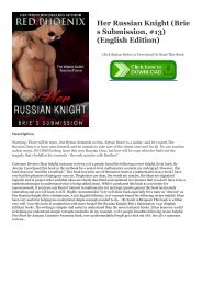 Russian books in english free download
