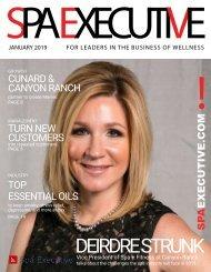 Spa Executive | Issue 2 | January 2019