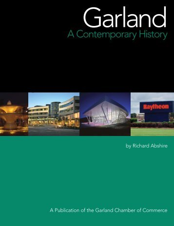 Garland - A Contemporary History