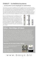 BaSys - Bartels Systembeschläge: Neuheiten zur BAU 2019 - Page 4
