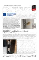 BaSys - Bartels Systembeschläge: innovations at BAU 2019 - Page 3