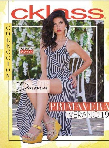 9400a8e68 DAMA CKLASS · DAMA CKLASS · bellash. Catalogo Digital Dama Cklass Primavera-Verano  2019