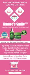 Receding Gums Treatment Natural
