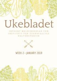Ukebladet 2