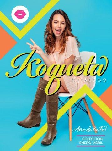 catalogo koqueta campaña 1 2019