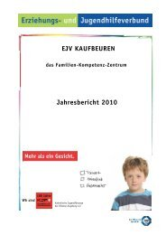 Psychologische Beratungsstelle Kaufbeuren - Katholischen ...