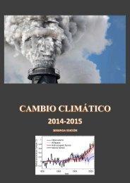Cambio Climático 2014-2015
