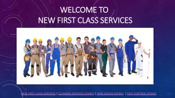 NEW FIRST CLASS SERVICES-converted