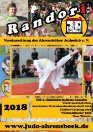 Vereinszeitung 2018