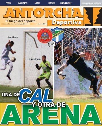 Antorcha Deportiva 351
