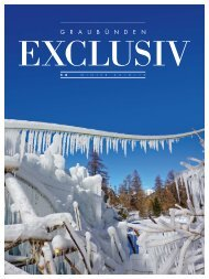 Graubünden Exclusiv – Winter 2018/2019