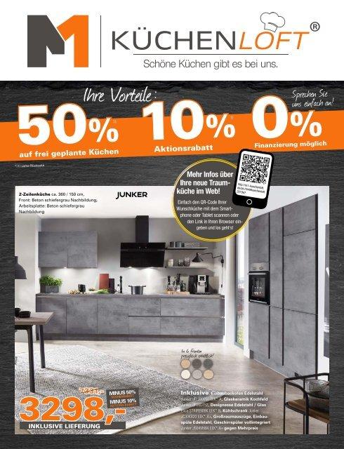 M1 Küchenloft - Schöne Küchen gibt's bei uns in 53783 Eitorf - günstig + gut