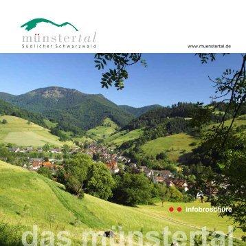 Bürgerbroschüre-Muenstertal E-Paper