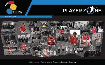 MFPA Player Zone Magazine #3