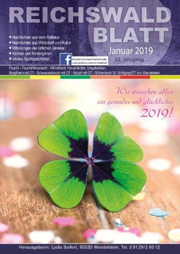 Reichswaldblatt Januar 2019
