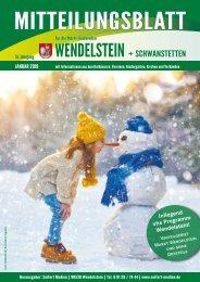 Wendelstein + Schwanstetten - Januar 2019