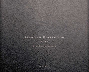 STEPHANE-DAVIDTS_Catalogue_The-Lighting-Collection_2019_EN