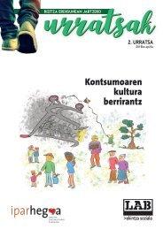 Urratsak | 2. urratsa: Kontsumo kultura berrirantz