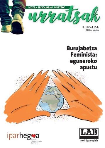 Urratsak | 3. urratsa. Burujabetza feminista