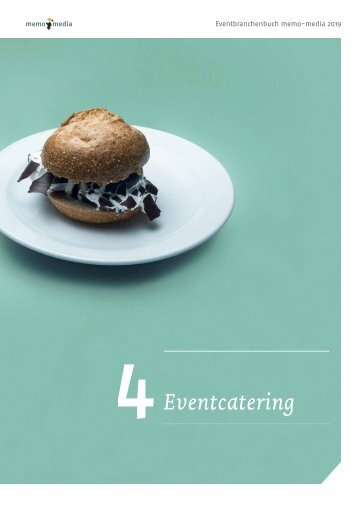 Eventbranchenbuch Eventcatering 2019