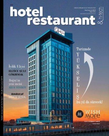 Hotel Restaurant & Hi-Tech Ocak2019
