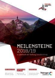 Meilensteine 2018/19