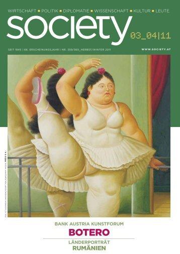 Society 359 / 2011