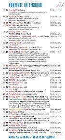 Hot Jazz Club - Februar 2019 - Page 2