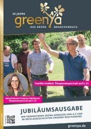 greenya | Das grüne Branchenbuch 2019/2020 NordWest