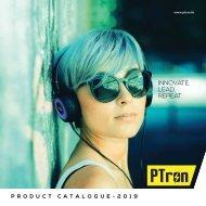 PTron Catalogue 2019