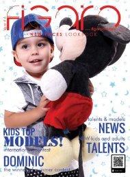 FIGARO Lookbook Issue#6