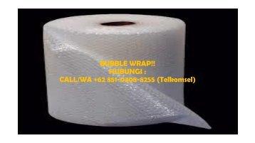 Plastik Bubble Wrap Merjosari Malang, 0851-0308-8255 (Tsel)