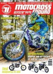 Motocross Enduro Ausgabe 02/2019