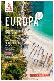 erlebe-fernreisen EUROPA:REISESALZ