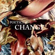 Exhibition Catalogue: Poetics of Change