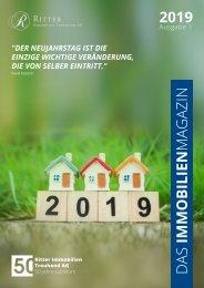 Das Immobilienmagazin - Ausgabe 1