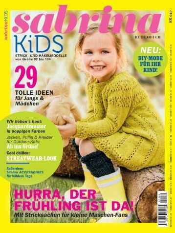 sabrina-kids SK049