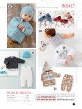Babymaschenmode - Stricken und Häkeln in Größe 50-86 - Page 3