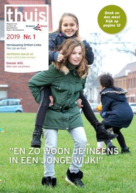 THUIS editie 's-Hertogenbosch 2019 nr. 1