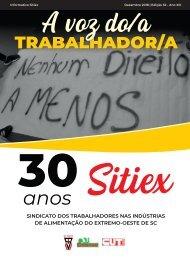 Informativo Sitiex | Dezembro 2018