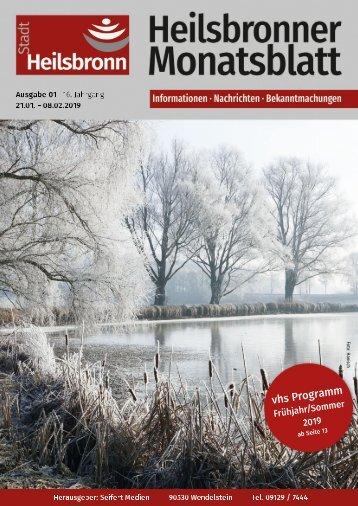 Heilsbronn Januar 2019