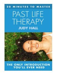 20 MINUTES TO MASTER ... PAST LIFE THERAPY (Principles of ..