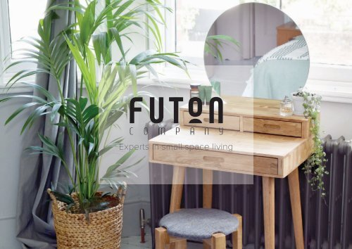 Futon Company Catalogue January 2019
