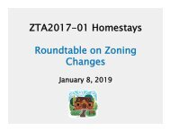 Homestay 08January2019 roundtable slides