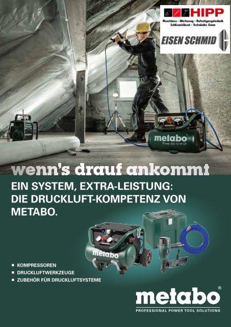 Metabo Schnellanschlusskupplung Euro 9 mm 7800009043