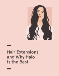 Why Halo Hair is the Best Hair Extension