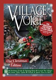 Village Voice Dec/Jan 2019 Issue 189