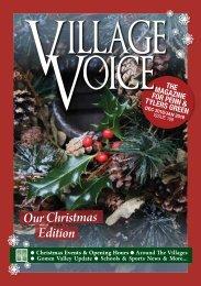 Village Voice Dec/Jan 2019 Issue 189