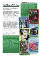 Village Voice Dec/Jan 2019 Issue 189 - Page 3
